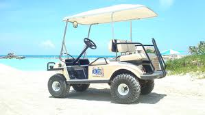 golf cart isla